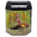 Marineland Eclipse Hex 5 Fully Integrated Aquarium Kit (13