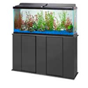 Aquatic Fundamentals 55 Gallon Upright Aquarium Stand (49.37
