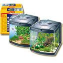 Sera 15 Gallon Biotope 60 Nano Cube Aquarium